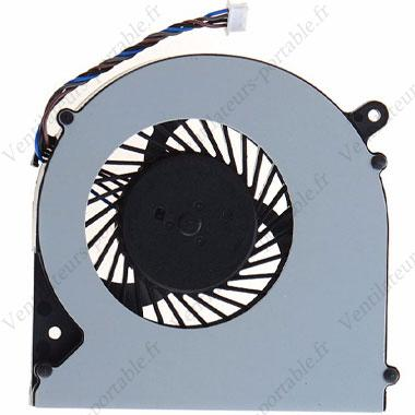 ventilateur Lifebook Ah564